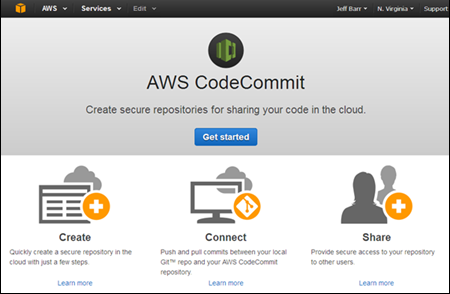 New Features and Integrations of AWS CodeCommit on cloudhesive.com