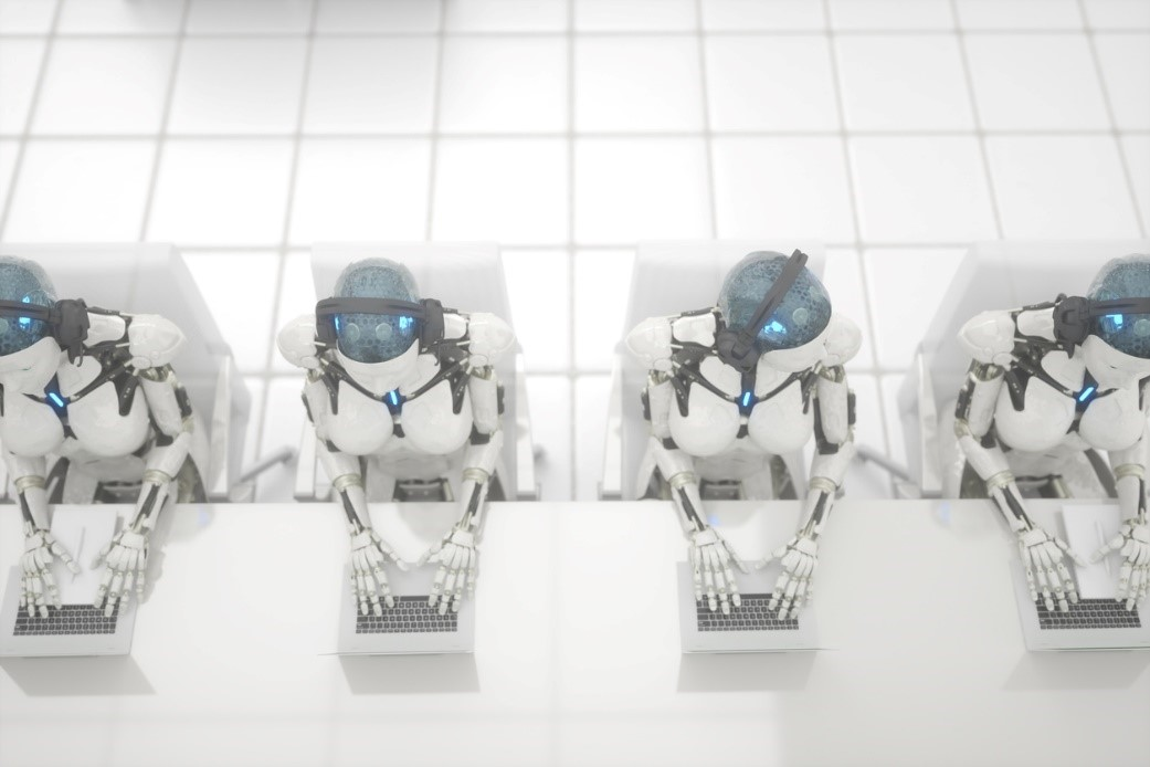 Is AI the Next Contact-Center Representative? on cloudhesive.com